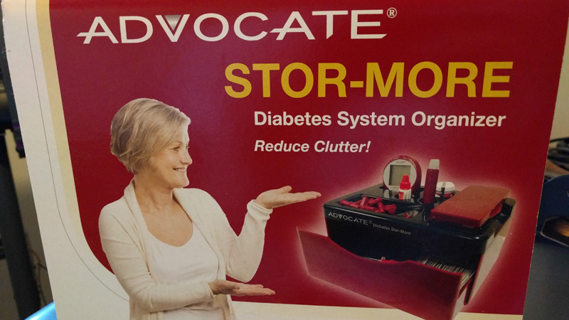 Review – Advocate Diabetes Stor-More